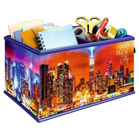 3D Puzzle: NY Skyline Storage Box