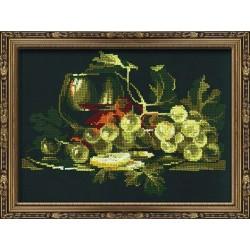 """RIOLIS - Create It Yourself - Siuvinėjimo rinkinys """"Natiurmortas su citrina"""" 365 (40x30 cm)"""
