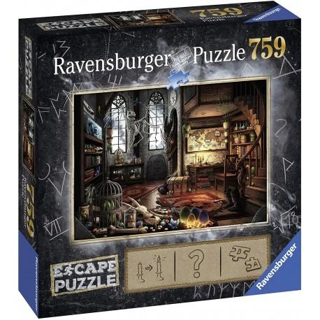 Puzzle Escape 759 Dragon Laboratory