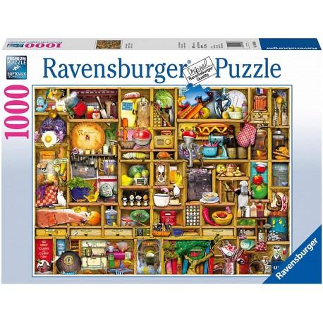 Puzzle 1000 Kitchen Cupboard