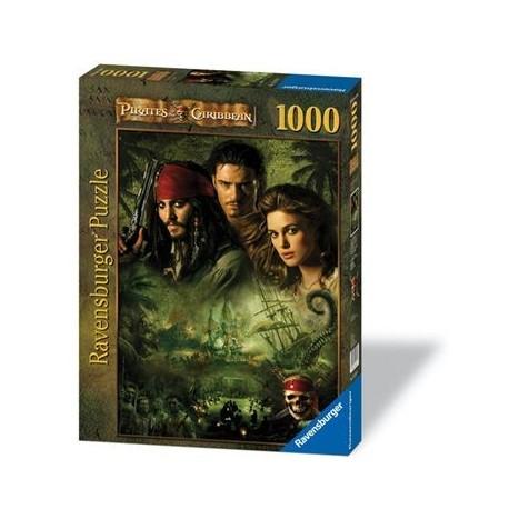 Puzzle 1000 Caribbean Pirates II