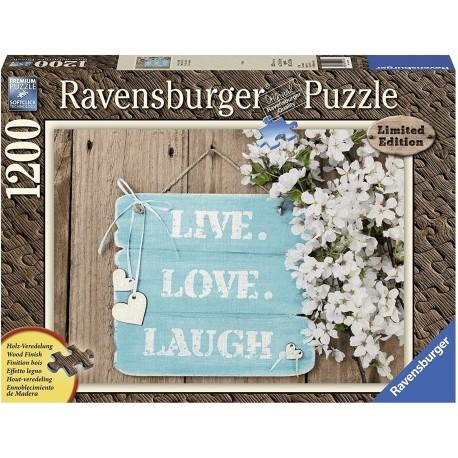 Puzzle R 1200 Live. Love. Laugh.