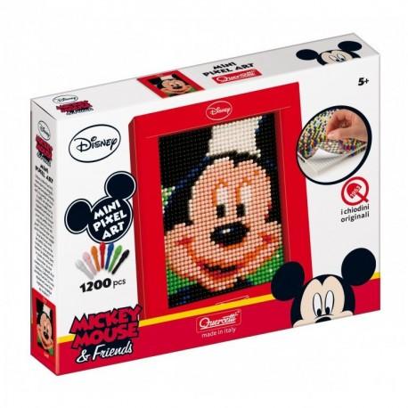 Mozaika Mini Pixel Art Mickey Mouse