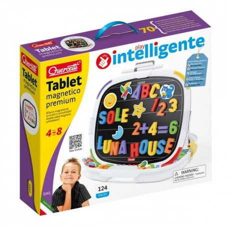 Tablet Magnetico Letters & Numbers