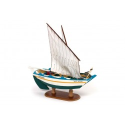 Occre Gamela Carmina 1:15 Scale Model Boat Kit 52001