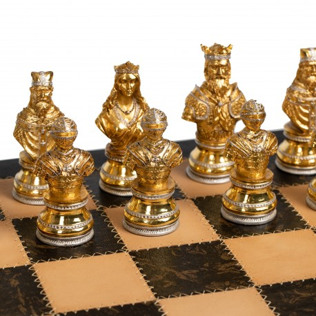 Ultra Luxurious Chess Set