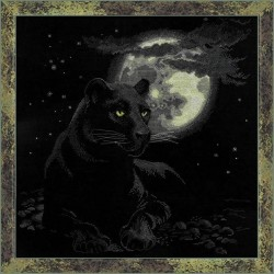Full Moon - Cross Stitch Kit from RIOLIS Ref. no.:100/010