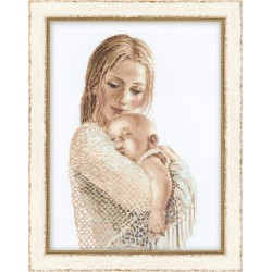 Tenderness - Cross Stitch Kit from RIOLIS Ref. no.:100/033