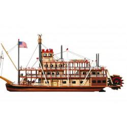 "OCCRE modelling kit ""Mississippi"" 1:80 Ref. no.: 14003"