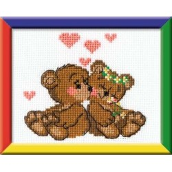 Little imps - Cross Stitch Kit from RIOLIS Ref. no.:HB053