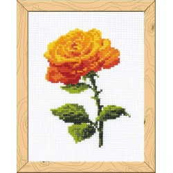 Annabel - Cross Stitch Kit from RIOLIS Ref. no.:HB110