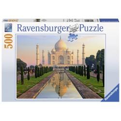 """Ravensburger dėlionė """"Puzzle 500 Taj Mahal"""""""