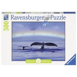 "Ravensburger dėlionė ""Puzzle 500 Blue Horizons"""