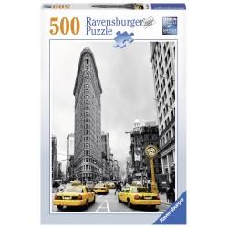 "Ravensburger dėlionė ""Puzzle 500 New York City"""