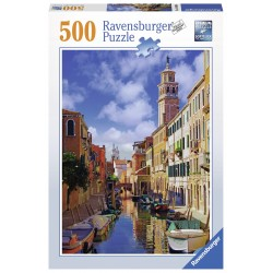 "Ravensburger dėlionė ""Puzle 500 In Venice"""