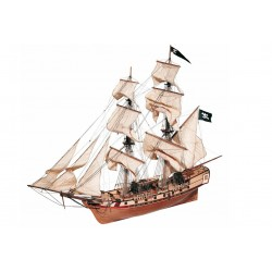 Occre Corsair Brig 1:80 (13600) Quality Scale Model Ship Kit