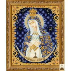"""RIOLIS – Create It Yourself – Siuvinėjimo rinkinys """"Šventoji"""" 1299 (13x16 cm)"""