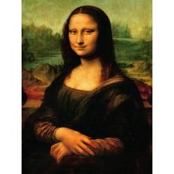 "Ravensburger dėlionė ""Puzzle 1000 Leonardo da Vinci: Mona Lisa"""
