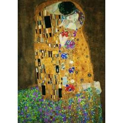 """Ravensburger dėlionė """"Puzzle 1000 Gustav Klimt: The Kiss"""""""