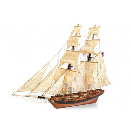 "VERY DETAILED Occre wooden model ship kit ""Dos Amigos"" (13003)"