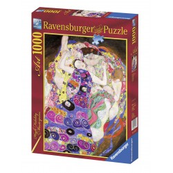 "Ravensburger dėlionė ""Puzzle 1000 Gustav Klimt: The Virgin"""