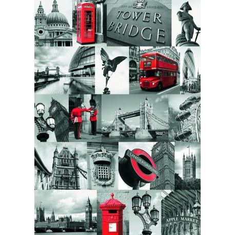 """Ravensburger dėlionė """"Puzzle 1000 London"""""""