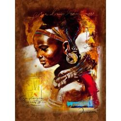 "Ravensburger dėlionė ""Puzzle 1000 African Beauty"""