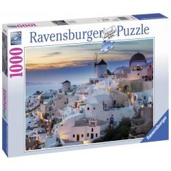 "Ravensburger dėlionė ""Puzzle 1000 Santorini"""