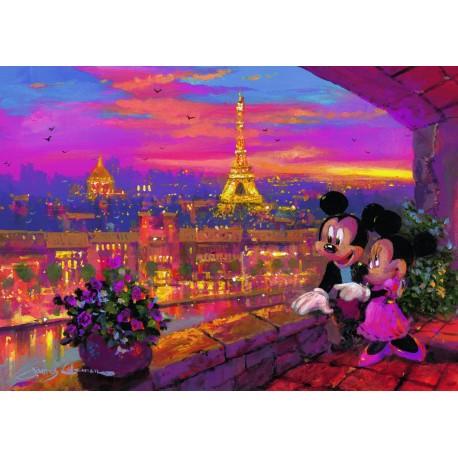 """Ravensburger dėlionė """"Puzzle 1000 A Paris Sunset"""""""