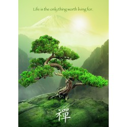 "Ravensburger dėlionė ""Puzzle 1000 Tree of Life"""