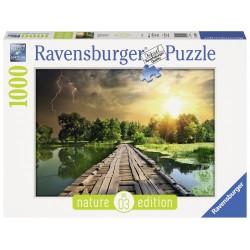 "Ravensburger dėlionė ""Puzzle 1000 Mystic Skies"""