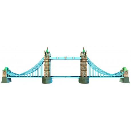 "Ravensburger 3D dėlionė ""3D Puzzle Tower Bridge - London"""