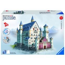 """Ravensburger dėlionė """"3D Puzzle Schloss Neuschwanstein"""""""