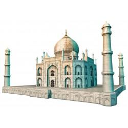 """Ravensburger dėlionė """"3D Puzzle Taj Mahal - Agra"""""""