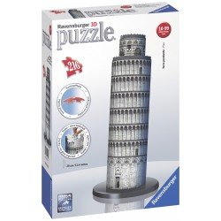 "Ravensburger dėlionė ""3D Puzzle Tower of Pisa"""