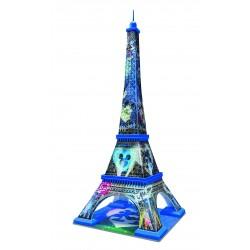"Ravensburger dėlionė ""3D Puzzle Mickey&Minnie Eiffel Tower"""
