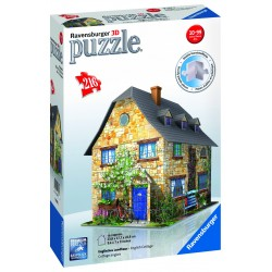 "Ravensburger dėlionė ""3D Puzzle Country Cottage"""