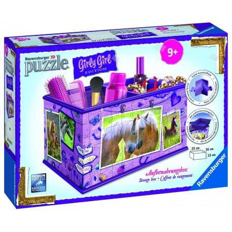 """Ravensburger dėlionė - dėžė """"3D Puzzle Storage Box"""""""