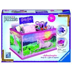 """Ravensburger dėlionė/dėžė """"3D Puzzle Storage Box"""""""