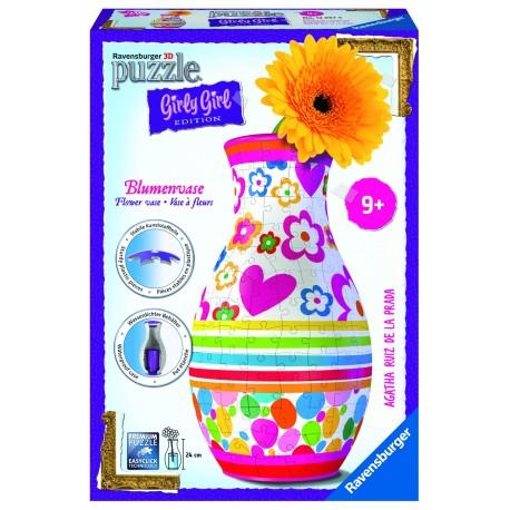 "Ravensburger dėlionė/vaza ""3D Puzzle Flower Vase 3"""