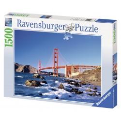 "Ravensburger dėlionė ""Puzzle 1500 San Francisco, CA"""