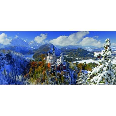 "Ravensburger dėlionė ""Puzzle 2000 Neuschwanstein Castle"""