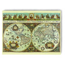 "Ravensburger dėlionė ""Puzzle 3000 World Map, 1665"""