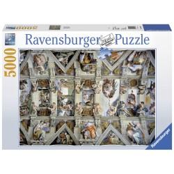 "Ravensburger dėlionė ""Puzzle 5000 Sistine Chapel"""