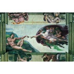 "Ravensburger dėlionė ""Puzzle 5000 Michelangelo: Creation of Adam"""