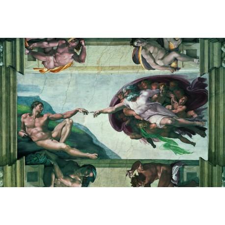 "Ravensburger dėlionė ""Puzzle 5000 Michelangelo: Creation of Adam"""