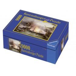 "Ravensburger dėlionė ""Puzzle 9000 Bombardment of Algiers"""