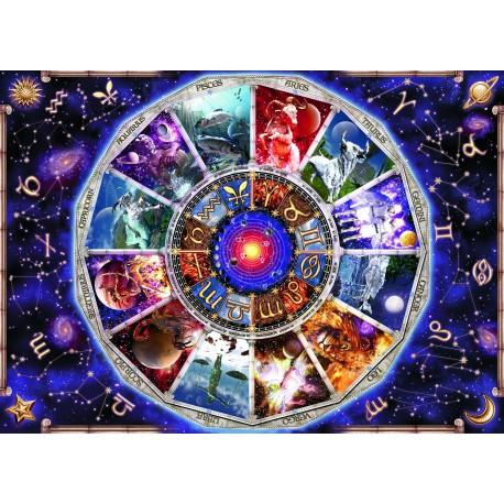 "Ravensburger dėlionė ""Puzzle 9000 Astrology"""