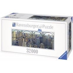 "Ravensburger dėlionė ""Puzzle 32000 New York City Window"""