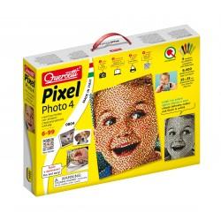 """Pikselių menas: Pixel Photo 4800pix """"Susikurk savo portretą"""" - 4 dalių (25x33 cm)"""